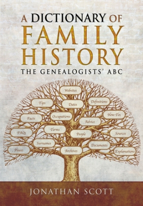 A Dictionary of FamilyHistory